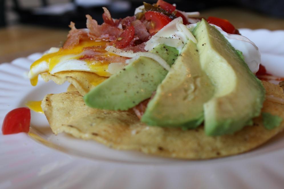 Day 6: Huevos Rancheros