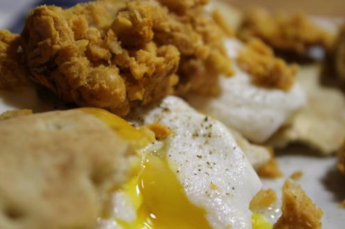 Day 12: Breakfast Falafel